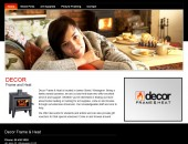 decor frame and heat