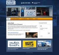auto tech website