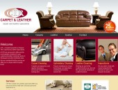 CIR clearning carpets