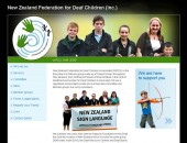 New Zealand Federation for Deaf Children (Inc.)