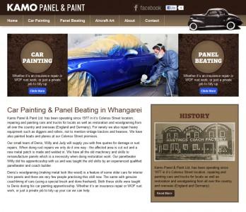 Kamo Panel & Paint