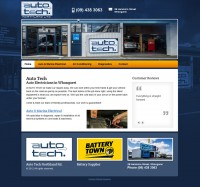 auto tech website