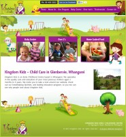 Kingdom Kidz – Child Care in Glenbervie, Whangarei