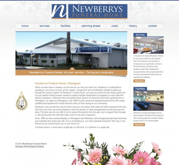 Newberrys Funeral Home