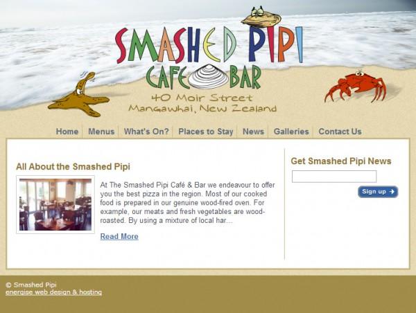 Smashed Pipi