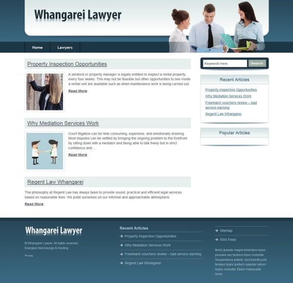 Whangarei Lawyer