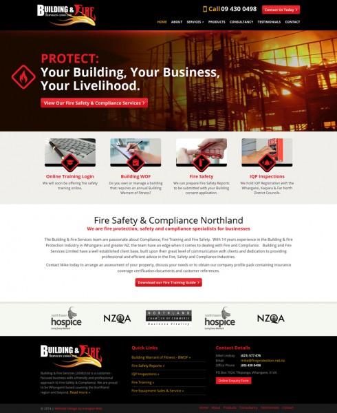Building & Fire Services