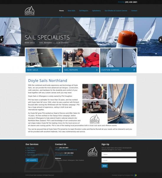 Doyle Sails Northland