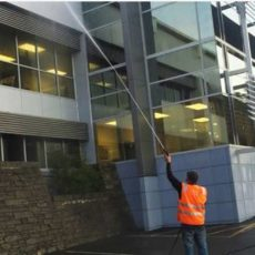 commercial water blasting